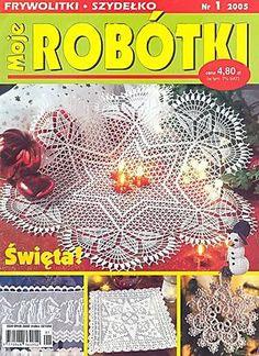 La biblioteca de manualidades: Moje robótki № 1 (2005)