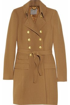 J. Crew trench - my latest love. Looking forward to wearing it in the next few days.