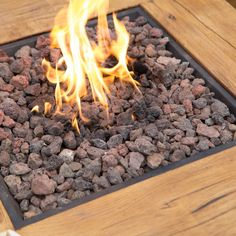 Red Ember Julesburg 35 in. Gas Fire Table - A perfect addition to your backyard deck, porch, or patio, the Red Ember Julesburg 35 in. Gas Fire Table is an effortless source of beautiful flames....