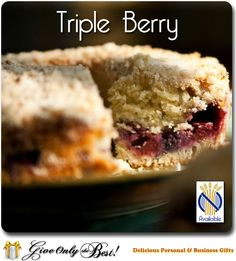 Gluten Free Coffee Cake, Business Gifts, Freshly Baked, Preserves, Berry, Traditional, Natural, Desserts, Recipes