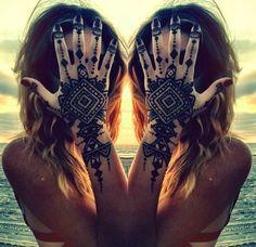 Definitely getting henna this summer!