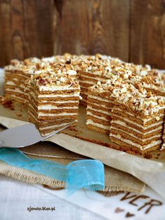 Marlenka Polish Recipes, Polish Food, Good Mood, Cereal, Special Occasion, Sweets, Snacks, Chocolate, Cooking