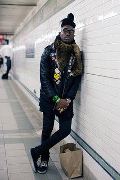 Under the Street……6 Train, New York