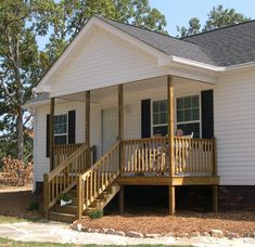 Porch Plans For Mobile Homes