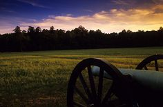 Chickamauga Battlefield--first Civil War  Battlefield I ever visited