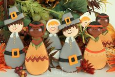 LilaLoa: Friends of the First Thanksgiving