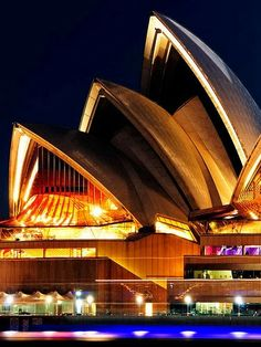 Sydney Opera House | Places and Spaces