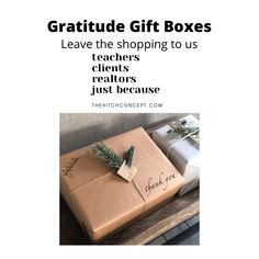 Thank you boxes for everyone! Custom Gift Boxes, Customized Gifts, Unique Gifts, Great Gifts, Care Box, Curated Gift Boxes, Virtual Baby Shower, Fall Gifts, Positive Messages