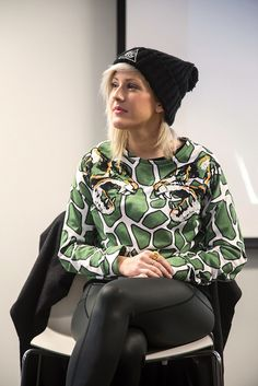 Visitor: Ellie Goulding | Flickr - Photo Sharing!