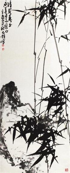 Liu Changchao, Bamboos
