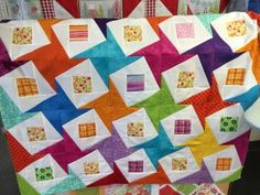 Amish Whirl @ The Quilt Patch