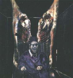 Francis Bacon Pope Innocente