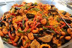 Recette : comment faire une véritable paella espagnole !