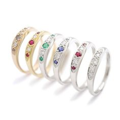 The Catherine Ring Collection by Catherine Jones Jewellery