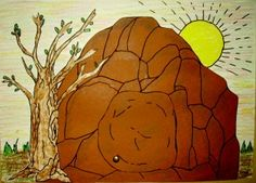 The empty tomb …..He has risen. (Printables included)
