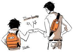 Big Hero 6 Blog — rikuta:   Doodles!!