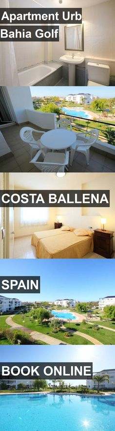 Apartment Urb Bahia Golf in Costa Ballena, Spain. For more information, photos, reviews and best prices please follow the link. #Spain #CostaBallena #travel #vacation #apartment