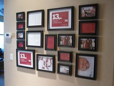 Picture Wall Arrangements  Bing Images  Home Decor