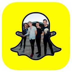 71 Promis, die auf Snapchat alles zeigen One Direction Username: onedirection