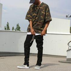 Basic Street Look Vans Outfit, Camo Outfits, Fashion Outfits, Trendy Outfits, Casual Chic, Men Casual, Checkered Outfit, Vans Checkered, Jones Fashion