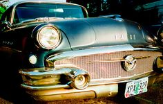 Vintage 50s car Photography super 4 door Buick by brandMOJOimages, $10.00