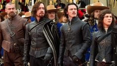 The Three Musketeers and Other Classic Re-envisioned Classics