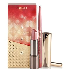 Kiko Haute Punk Holiday 2014 LUSCIOUS PUNK LIP SET 12,90€