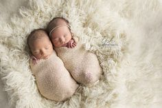 Heavenly newborn photos. Inspiration!