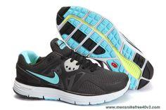 buy popular d3573 41ff5 Save Up To Womens Nike Lunarglide 3 Anthracite Tide Pool Blue-Black-Pro  Platinum Shoes