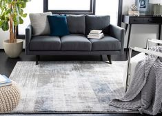 Shop the latest collection of Safavieh Craft Collection Grey Blue x Area Rug, from the most popular stores - all in one place. Outdoor Sofa, Outdoor Furniture, Outdoor Decor, Loft Interiors, Traditional Area Rugs, Displaying Collections, Contemporary Decor, Urban Design, Rugs On Carpet