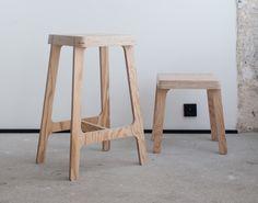 Tabourets Nicolas Lanno Design Paris