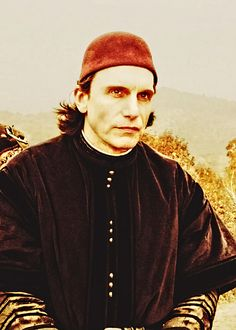"""Julian Bleach as Niccolò Machiavelli on the Showtime series """"The Borgias"""". Los Borgia, Showtime Series, Strong Female Characters, The Borgias, Late Middle Ages, Family Costumes, Orphan Black, Period Dramas, Women In History"""