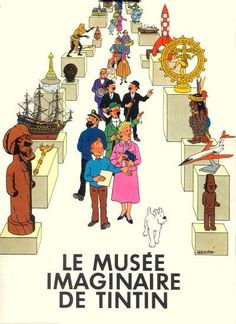 Guy Dessicy, Le Musee Imaginaire de Tintin