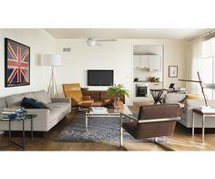 Tri-plex Floor Lamp - Floor Lamps - Lighting - Room & Board: $439