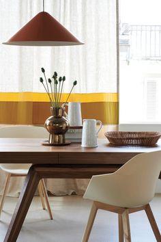 Pfister Table Meilen, Atelier Pfister Chair Wila