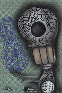 ☆ In My Hands :¦: Artist Abril Andrade Griffith ☆