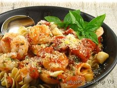 Fra Diavolo Sauce and Pasta