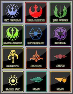 Star Wars insignia