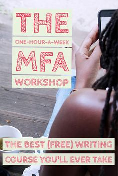 This quick course really improved my writing skills. A lot of good material here about telling a story.