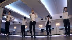 """I wasn't ready...  (B-Bomb, J-Heart, BIGONE, and Seyong unveil sexy dance cover for """"Sex You"""")"""