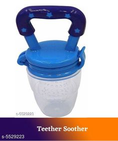 Baby Wellness rendy Baby Teether Soother Product Name: Baby Teether Soother Product Type: Teether Soother Material: Silicone Size: Age Group (0 Months - 3 Months) - 10 in Age Group (3 Months - 6 Months) - 12 in Age Group (6 Months - 12 Months) - 14 in Type: Teether Soother Description: It Has 1 Piece Of  Baby Teether Soother Country of Origin: India Sizes Available: Free Size *Proof of Safe Delivery! Click to know on Safety Standards of Delivery Partners- https://ltl.sh/y_nZrAV3  Catalog Rating: ★4.3 (2067)  Catalog Name: Free Gift Trendy Baby Teether Soother CatalogID_826035 C51-SC1666 Code: 351-5529223-
