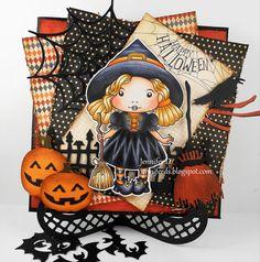 JenniferD's Blog: La-La Land Crafts Halloween Release 2016