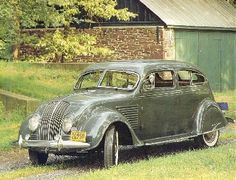 1934 DeSoto Airflow Coach