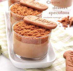 creme dessert au speculoos3