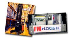 FM Logistic ha puesto en marcha en la Península Ibérica una original solución para la identificación de palets