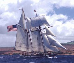 Tall Ships in Cape Charles June 8-12