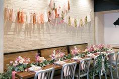 ca2c4e5f17f7 Pretty Pink Bridal Shower Brunch - United With Love. Washington Dc WeddingDc  ...