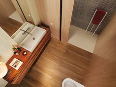 pavimenti effetto parquet bagno posa - Cerca con Google