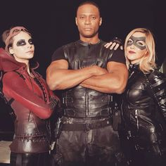 """David Ramsey on Instagram: """"We protect Starling... what you got? #arrowseason4"""""""