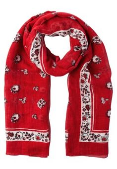 Écharpes GAP Écharpe - hot red rouge Gap, Outfit, Alexander Mcqueen Scarf, Accessories, Fashion, Shape, Latest Fashion Trends, Scarves, Chic